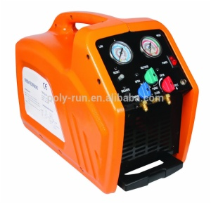refrigerant recovery machine& recycling unit