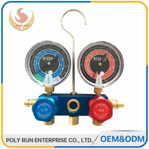 New Manifold Gauge applicable to HFO-1234yf