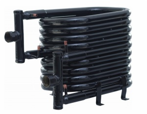CC Series Double Wall Heat Exchanger