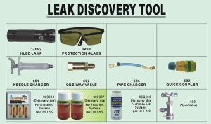 Leak Discovery Tool