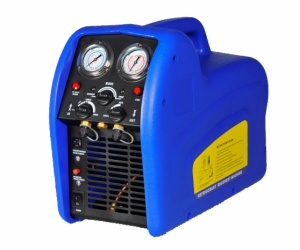 refrigerant recovery & recycling unit