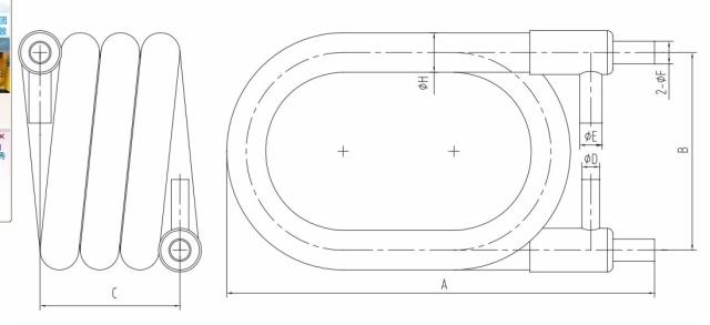 vacuum gauge adapter