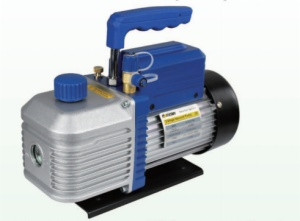 Commercial and Auto air-condition system double Stage Vacuum Pump suit for R32,HFO-1234yf